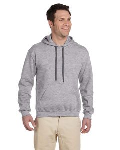 Sport Grey Premium Cotton™ 9 oz. Ringspun Hooded Sweatshirt