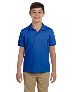 Royal DryBlend™ Youth 6.5 oz. Piqué Sport Shirt