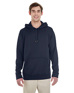Sport Dark Navy Adult Performance® 7.2 oz Tech Hooded Sweatshirt