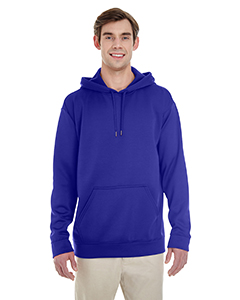 Sport Royal Adult Performance® 7.2 oz Tech Hooded Sweatshirt