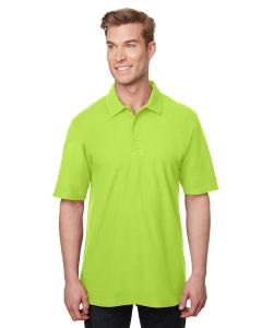 Safety Green Adult DryBlend® CVC Polo