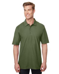 Military Green Adult DryBlend® CVC Polo