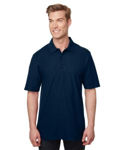 Sport Dark Navy Adult DryBlend® CVC Polo