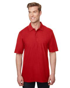Sp Scarlet Red Adult DryBlend® CVC Polo
