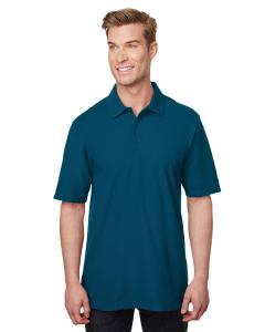Legion Blue Adult DryBlend® CVC Polo