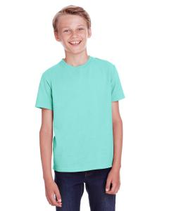 Mint Youth 5.5 oz., 100 Ringspun Cotton Garment-Dyed T-Shirt