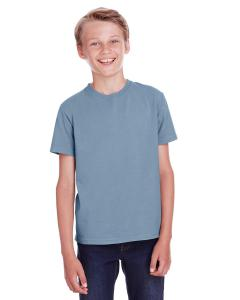 Saltwater Youth 5.5 oz., 100 Ringspun Cotton Garment-Dyed T-Shirt