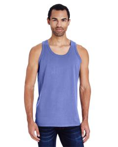 Deep Forte Unisex 5.5 oz., 100 Ringspun Cotton Garment-Dyed Tank