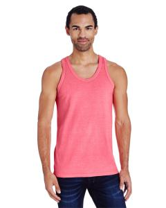 Coral Craze Unisex 5.5 oz., 100 Ringspun Cotton Garment-Dyed Tank