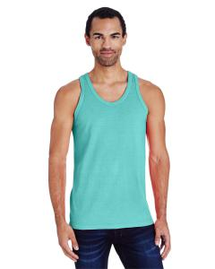 Mint Unisex 5.5 oz., 100 Ringspun Cotton Garment-Dyed Tank
