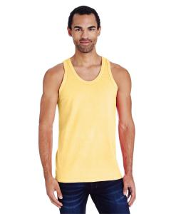 Summer Squash Unisex 5.5 oz., 100 Ringspun Cotton Garment-Dyed Tank