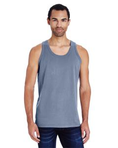 Saltwater Unisex 5.5 oz., 100 Ringspun Cotton Garment-Dyed Tank