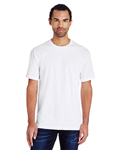 White ADULT Hammer™ Adult 6 oz. T-Shirt