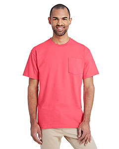 Coral Silk ADULT Hammer™ Adult 6 oz. T-Shirt with Pocket