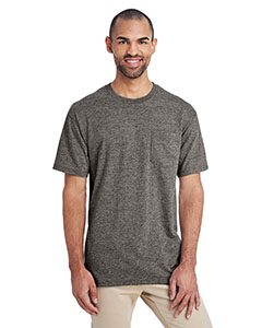 Graphite Heather ADULT Hammer™ Adult 6 oz. T-Shirt with Pocket