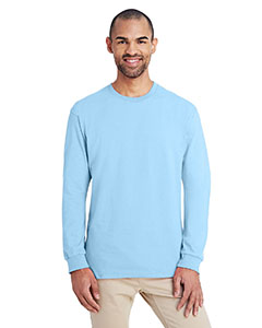 Chambray ADULT Hammer™ Adult 6 oz. Long-Sleeve T-Shirt