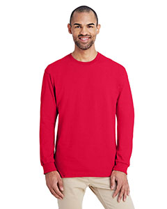 Sprt Scarlet Red ADULT Hammer™ Adult 6 oz. Long-Sleeve T-Shirt