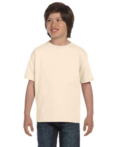 Natural Youth 6 oz., 100% Cotton Lofteez HD® T-Shirt