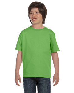 Kiwi Green Youth 6 oz., 100% Cotton Lofteez HD® T-Shirt
