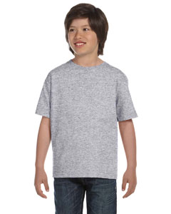 Athletic Heather Youth 6 oz., 100% Cotton Lofteez HD® T-Shirt