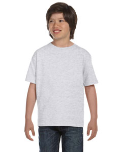 Ash Youth 6 oz., 100% Cotton Lofteez HD® T-Shirt
