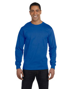 Royal 6 oz., 100% Cotton Lofteez HD® Long-Sleeve T-Shirt