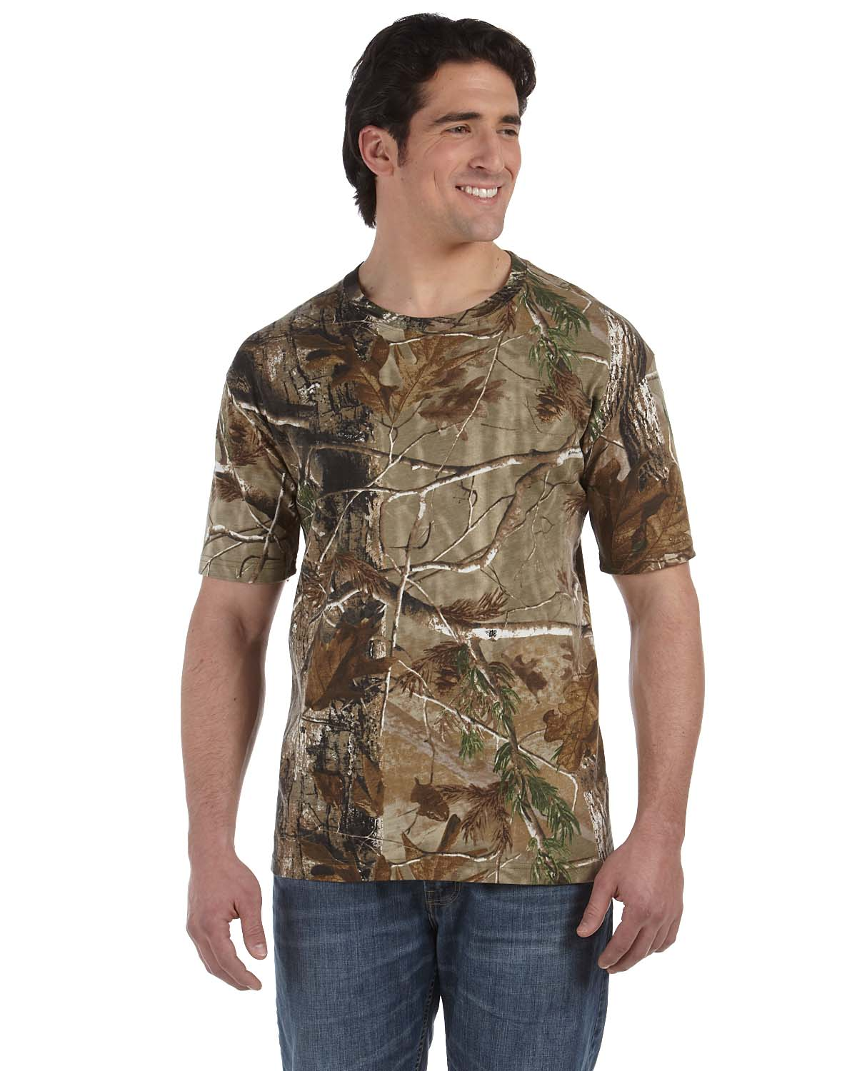 8d114f85 ... REALTREE® Camouflage Short-Sleeve T-Shirt. Click to Zoom