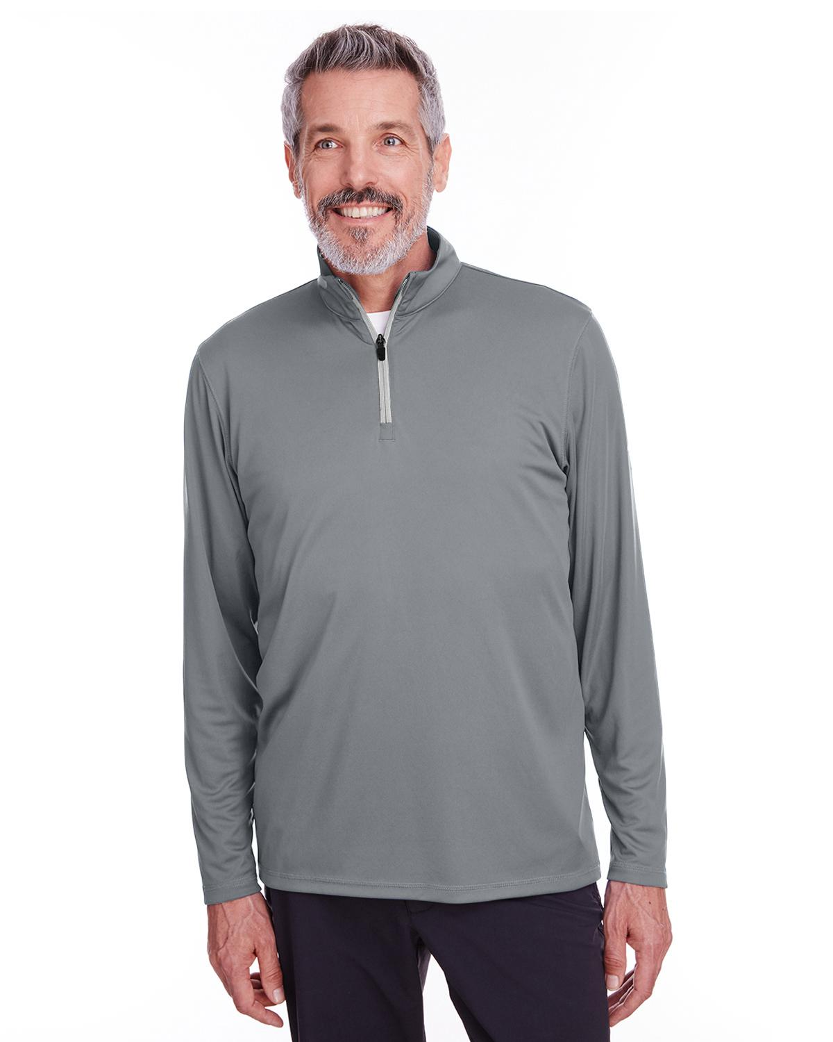 puma men's quarter zip