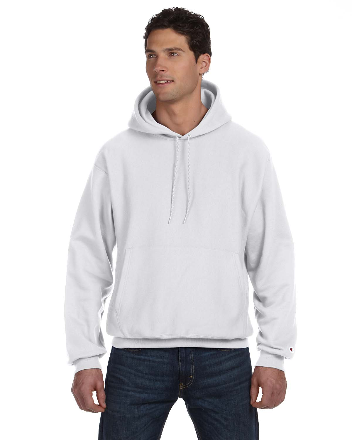2e75b6ed214a Champion S1051 Reverse Weave Pullover Hood - Shirtmax