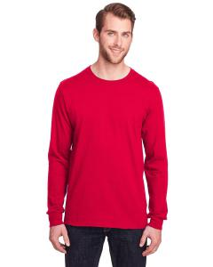 True Red Adult ICONIC™ Long Sleeve T-Shirt