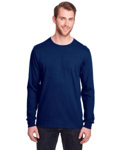 J Navy Adult ICONIC™ Long Sleeve T-Shirt
