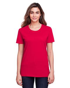 True Red Ladies' ICONIC™ T-Shirt