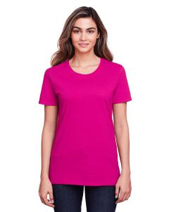Cyber Pink Ladies' ICONIC™ T-Shirt