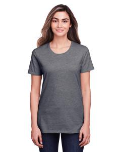 Charcoal Heather Ladies' ICONIC™ T-Shirt
