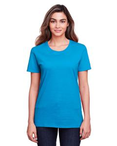 Pacific Blue Ladies' ICONIC™ T-Shirt
