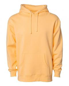 Peach Heavyweight Hooded Sweatshirt