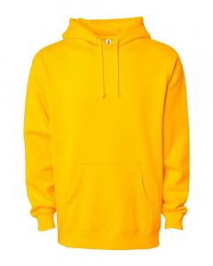 Gold Heavyweight Hooded Sweatshirt