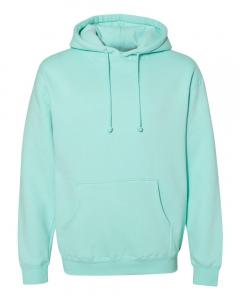 Mint Heavyweight Hooded Sweatshirt