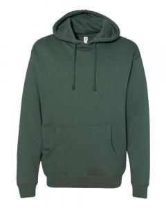 Alpine Green Heavyweight Hooded Sweatshirt