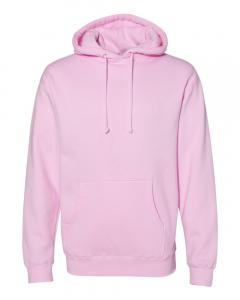 Light Pink Heavyweight Hooded Sweatshirt