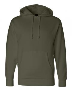 Army Heavyweight Hooded Sweatshirt