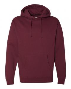 Currant Heavyweight Hooded Sweatshirt