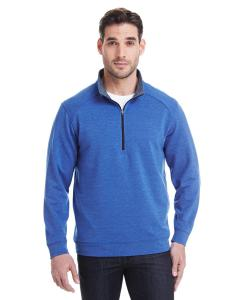 Royal Triblend Adult Omega Stretch Quarter-Zip