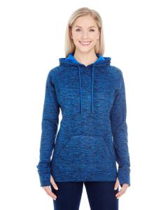 Royal Flk/ Royal Ladies Cosmic Contrast Fleece Hood