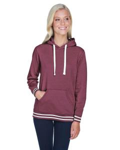 Maroon Ladies Relay Hood