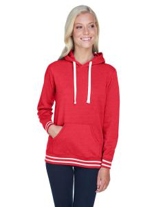Red Ladies Relay Hood