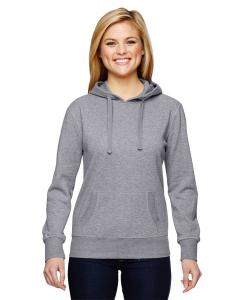 Oxford Ladies' Glitter French Terry Hood