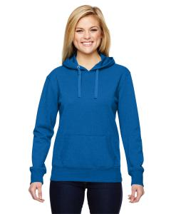 Royal Ladies' Glitter French Terry Hood