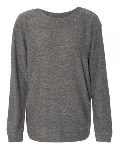 Grey Women's Cozy Pullover