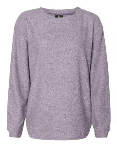 Purple Women's Cozy Pullover